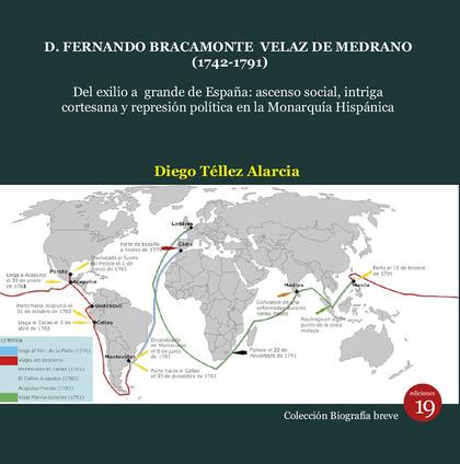FERNANDO BRACAMONTE VELAZ DE MEDRANO DEL EXILIO A GRANDE DE