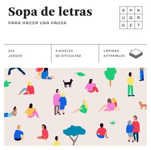 SOPA DE LETRAS PARA HACER UNA PAUSA (CUADRADOS DE DIVERSIÓN).
