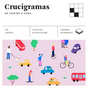 CRUCIGRAMAS DE CAMINO A CASA (CUADRADOS DE DIVERSIÓN).