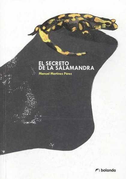 EL SECRETO DE LA SALAMANDRA.