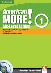 AMERICAN MORE! SIX-LEVEL EDITION LEVEL 1 TEACHER´S RESOURCE BOOK WITH TESTBUILDE