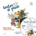 CONTES AL PIANO (+CD)