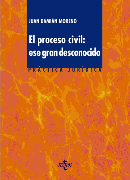 EL PROCESO CIVIL. ESE GRAN DESCONOCIDO.