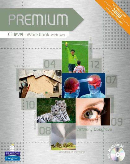 PREMIUM C1 LEVEL WORKBOOK WITH KEY/MULTI-ROM PACK