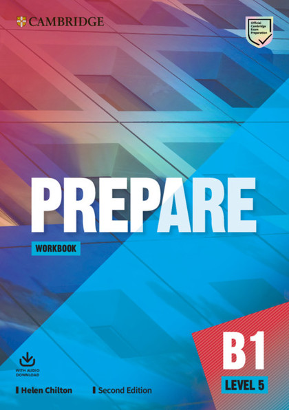 PREPARE SECOND EDITION. WORKBOOK WITH AUDIO DOWNLOAD. LEVEL 5