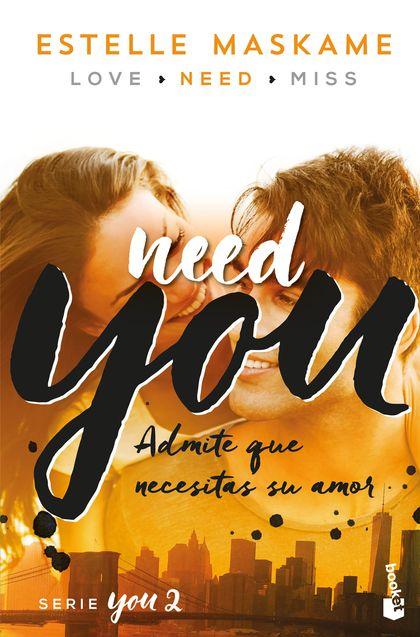 YOU 2. NEED YOU.