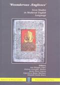 WOONDEROUS AENGLISSCE SELIM STUDIES IN MEDIEVAL ENGLISH LANGUAGE