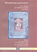 WOONDEROUS LYTTERATURE SELIM STUDIES IN MEDIEVAL ENGLISH LITERATURE