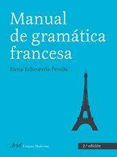 MANUAL DE GRAMATICA FRANCESA.