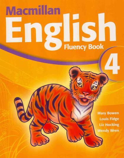 MCMILLAN ENGLISH 4ºEP 08 FLUENCY BOOK