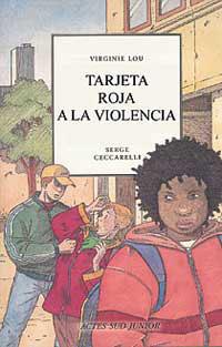 TARJETA ROJA A LA VIOLENCIA