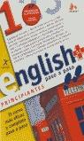 ENGLISH + PRINCIPIANTES 1