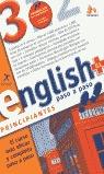 ENGLISH + PRINCIPIANTES 3