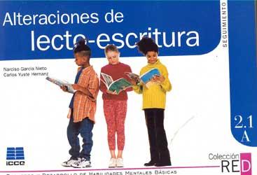 ALTERACIONES LECTO ESCRITURA PRIMERA PARTE