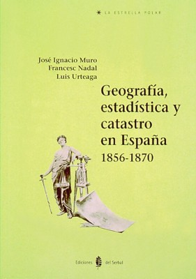 GEOGRAFIA ESTADISTICA CATASTRO ESPAÑA 1856-1870