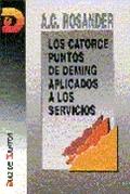 LOS CATORCE PUNTOS DE DEMING APLICADOS ALOS SERVICIOS