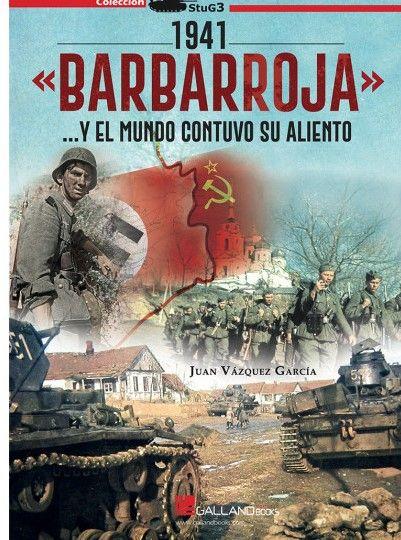 1941 BARBARROJA Y MUNDO CONTUVO SU ALIEN