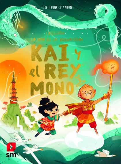 KAY Y EL REY MONO.