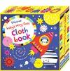 BABIES VERY FIRST CLOTH BOOK (BLUE)