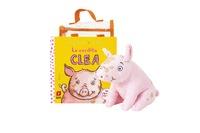 LA CERDITA CLEA PACK + PELUCHE
