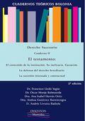 CUADERNOS TEÓRICOS BOLONIA : DERECHO SUCESORIO. CUADERNO II : EL TESTAMENTO, EL CONTENIDO DE LA