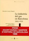 INDUSTRIA DEL GAS BARCELONA 1841-1933