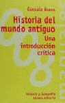 HISTORIA MUNDO ANTIGUO INTRODUCCION CRITIC