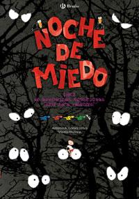 NOCHE DE MIEDO.LIBRO DE ADIVINANZAS MONSTRUOSAS SOLO PARA VALIENTES 