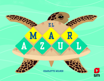 EL MAR AZUL.