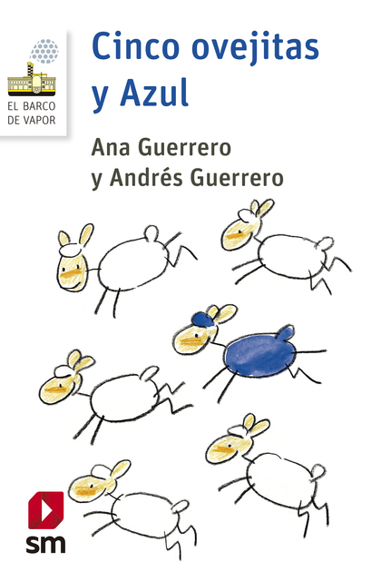 CINCO OVEJITAS Y AZUL (EBOOK-EPUB)