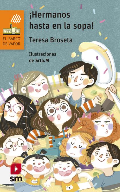 HERMANOS HASTA EN EL SOPA (eBook-ePub)