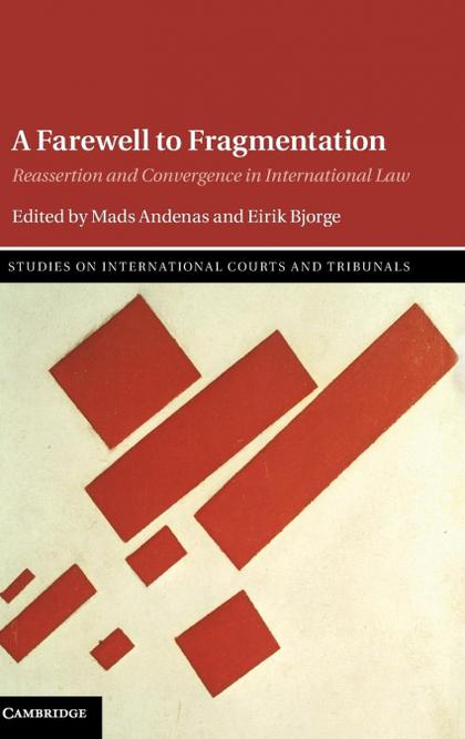 A FAREWELL TO FRAGMENTATION