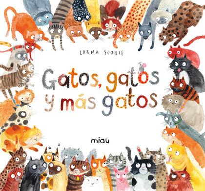 GATOS GATOS Y MAS GATOS.