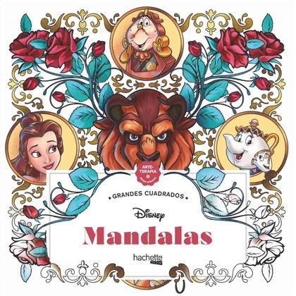 GRANDES CUADRADOS. MANDALAS DISNEY.