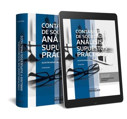 CONTABILIDAD DE SOCIEDADES. ANÁLISIS Y SUPUESTO PRÁCTICOS (DÚO).