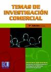 TEMAS DE INVESTIGACIÓN COMERCIAL (5ª EDICIÓN).
