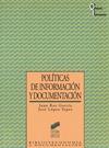 POLITICAS DE INFORMACION Y DOCUMENTACION
