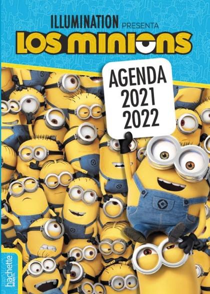 MINIONS. DIARIO 2021-22. MI DÍA A DÍA.