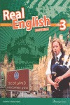 REAL ENGLISH, 3º ESO, STUDENT´S BOOK.