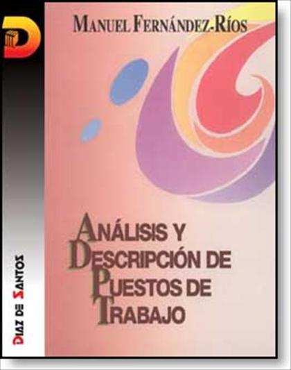 ANALISIS DESCRIPCION PUESTOS TRABAJO