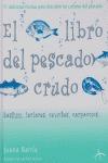 EL LIBRO DEL PESCADO CRUDO