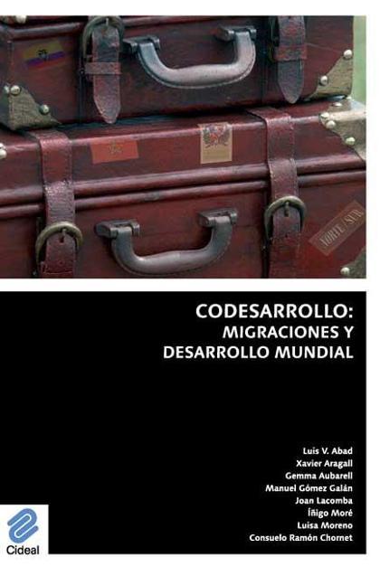 Codesarrollo: migraciones y desarrollo mundial