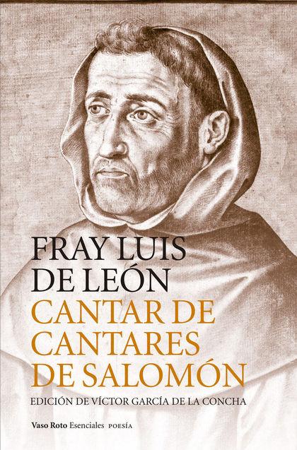 CANTAR DE CANTARES DE SALOMÓN