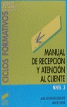 MANUAL DE RECEPCION Y ATENCION AL CLIENTE