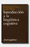 INTRODUCCION A LA LINGUISTICA COGNITIVA