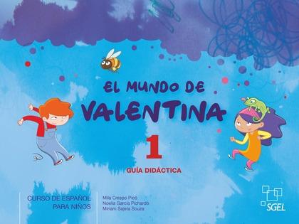 EL MUNDO DE VALENTINA 1 PROF