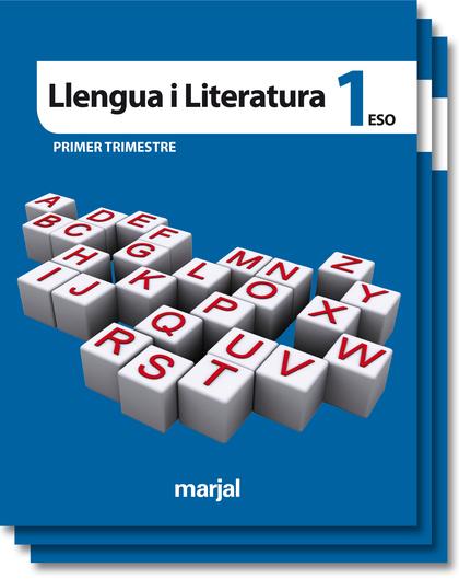 LLENGUA I LITERATURA, 1 ESO (VALENCIA)