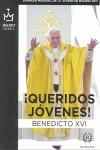 ¡QUERIDOS JÓVENES! : VIAJE APOSTÓLICO DE SU SANTIDAD A MADRID CON MOTIVO DE LA XXVI JORNADA MUN