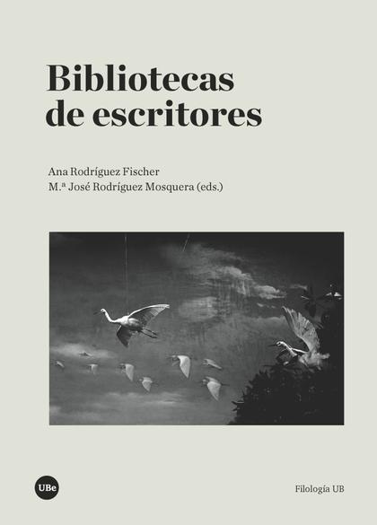 BIBLIOTECAS DE ESCRITORES.
