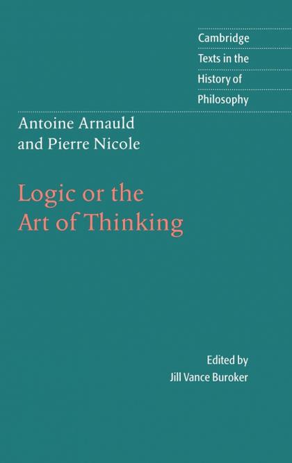 ANTOINE ARNAULD AND PIERRE NICOLE